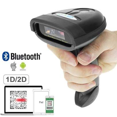 NT-1228BC Bluetooth CCD Barcode Scanner