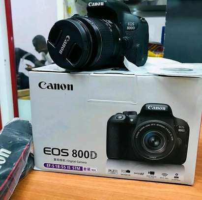 canon 800D with 18~55 image 1