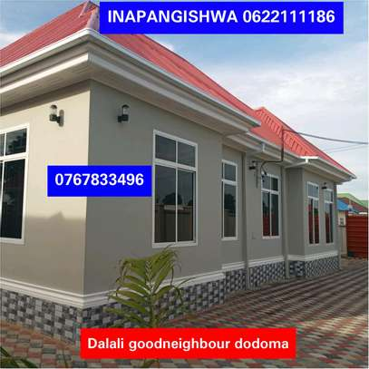 TWO IN ONE HOUSE FOR RENT IN DODOMA image 2