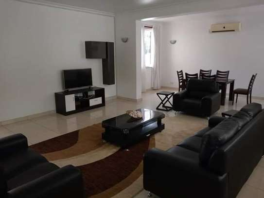 4 Bedrooms Executive Furnished Villa Houses in Oysterbay image 3