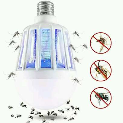 Mosquito Killer Lamp Watt Energy Saving LED Bulb-(Pin Holder) image 5