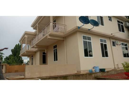1bed apartment at mbezi beach tsh 450,000 image 1