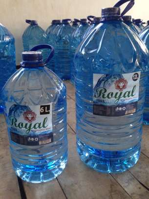 Royal Pure drinking water