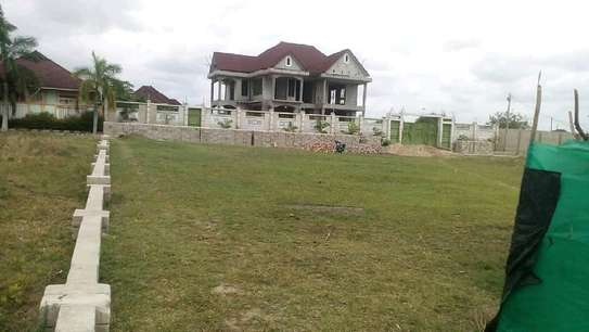 1300 SQM Plot with Title Deed at Mbweni-JKT