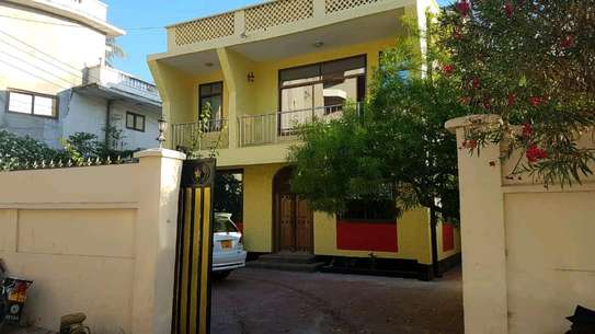 a fully furnished beach house is for RENT /SALE very close by the beach image 1