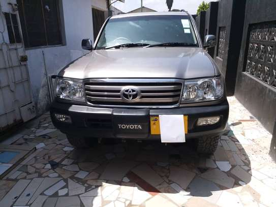 2007 Toyota Land Cruiser GX