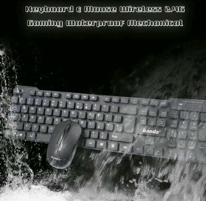 Keyboard and mouse image 1