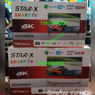 Star x smart 4k inch 43 and 50 image 1