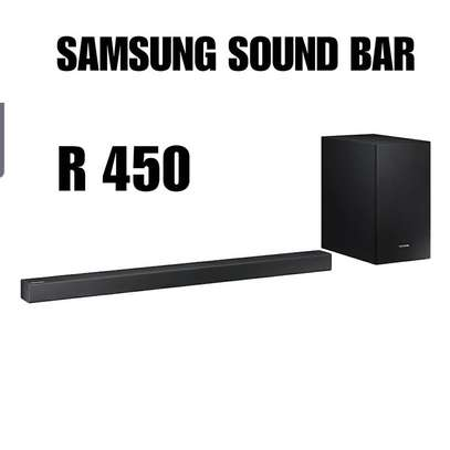 SAMSUNG WIRELESS SOUND BAR 200 WATTS