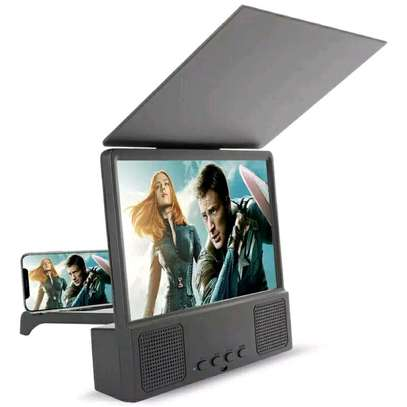 Universal 8 inch Mobile Phone Screen Magnifier image 1
