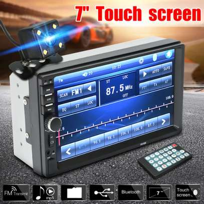 CAR MP5 RADIO