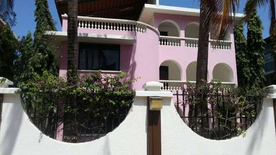 2 Storey 5 Bedrooms Semi Furnished House, Msasani - Dar es Salaam