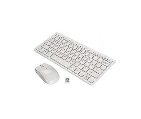 Mini Slim Wireless Keyboard and Mouse
