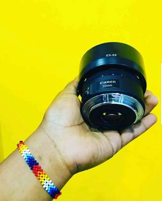 Lens 50mm for canon image 1