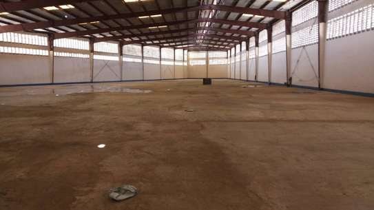 5000 Sqm Godowns of Different Sizes in Mbagala