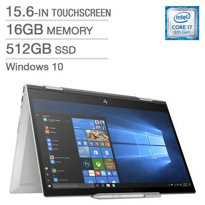 HP Envy Touch X360 core i7 image 1