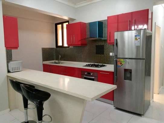 Apart ( UPANGA ) for rent fully furnished image 4