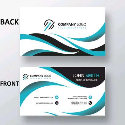 Business Cards Printing- High quality image 2