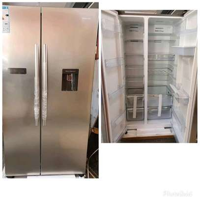 HISENSE FRENCH DOORS FRIDGE AVAILABLE AT OUR STORE