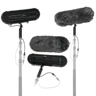 BOYA BY-WS1000 Microphone Blimp Windshield Suspension System image 3