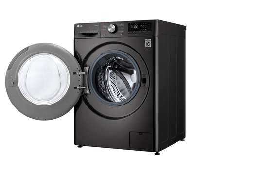 12KG LG WASHING MACHINE AUTOMATIC FRONT LOAD image 6
