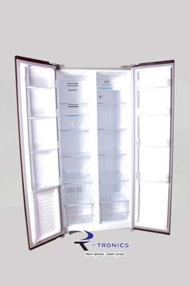 Delta Double Door Frost Free Side By Side Refrigerator image 2