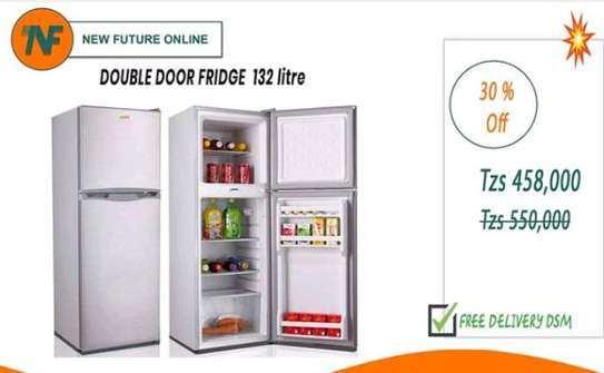 FRIDGE DOUBLE DOOR. image 1