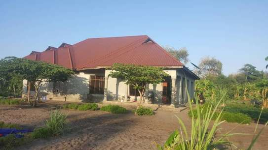 BUY CLOSE TO BEACH KIGAMBONI HOUSE ON A HUGE PLOT. image 2