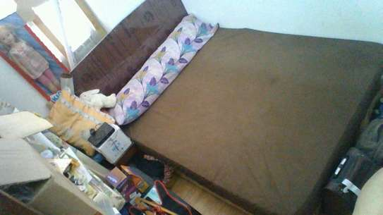 Comfy mattress Bed 61/2 X 4 for sale