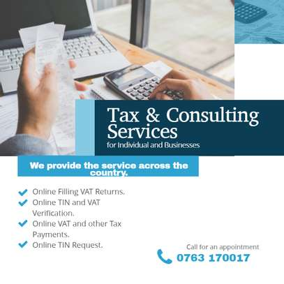 Tax &Consulting Service