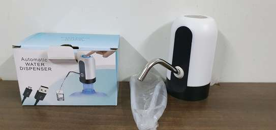 Automatic water Dispenser with USB. Rechargeable. image 2