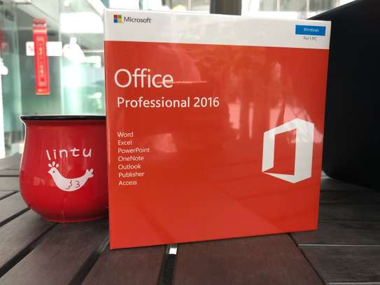 Genuine Microsoft Office Professional 2016