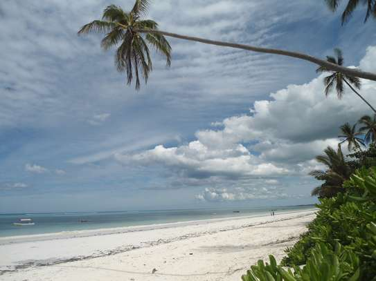 5,668 sqm OCEANFRONT LAND AT MATEMWE VILLAGE-ZANZIBAR ISLAND