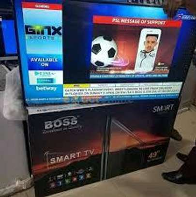 Boss smart tv 49 inches image 1