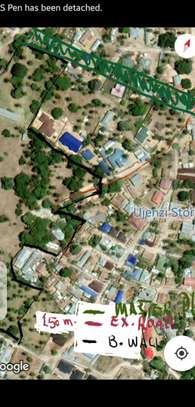 Industry plots and parking Yard For Sale in Kigamboni. image 1