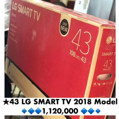 43 LG SMART TV - New Version HDR image 1
