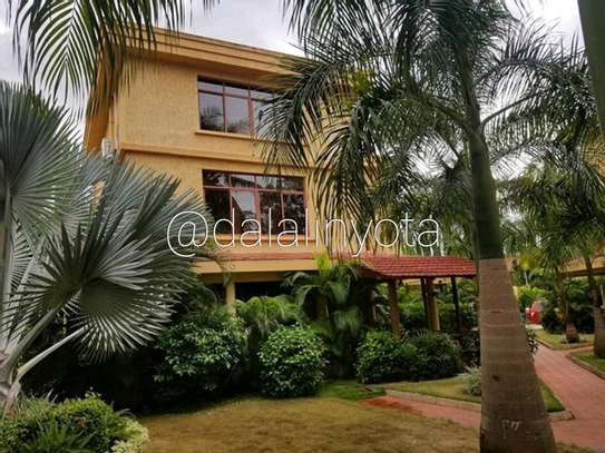 4 BDRM VILLA AT MBEZI BEACH image 6