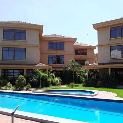 3BEDROOMS FULLYFURNISHED VILLA FOR RENT AT MBEZI BEACH image 10