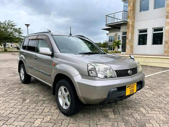 2003 Nissan X-Trail image 9