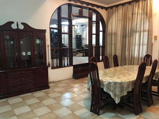 4 Bedroom Furnished at Mikocheni image 1