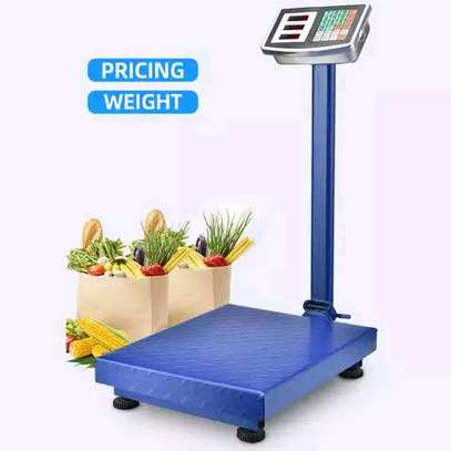 Pricing weight scale image 1