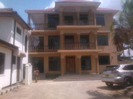 2bed  furnished at mikocheni b$800 image 5