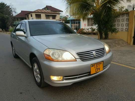 2003 Toyota Mark II