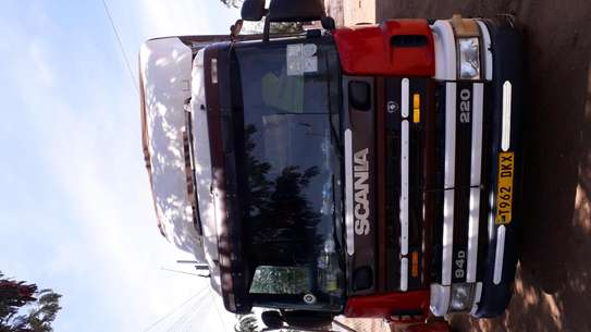 1998 Scania Truck image 1