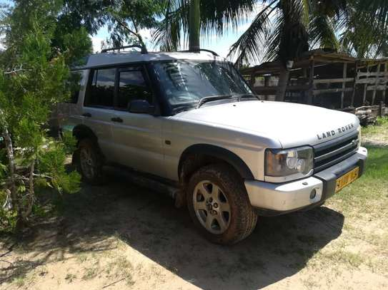 2002 Land Rover Discovery image 4