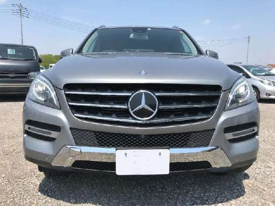 2014 Mercedes-Benz ML 350 image 1