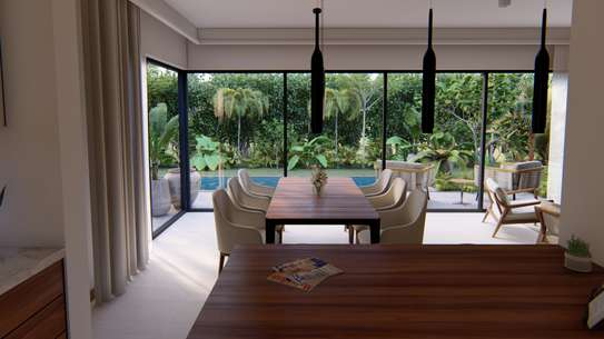 5 Bedrooms Villa with a private Pool and free access to the beach club image 4