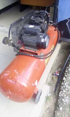 AIR COMPRESSOR 180LTR,BETTERY CHARGER,PRESSURE JET FOR CAR WARSH,PANCHA MASHINE