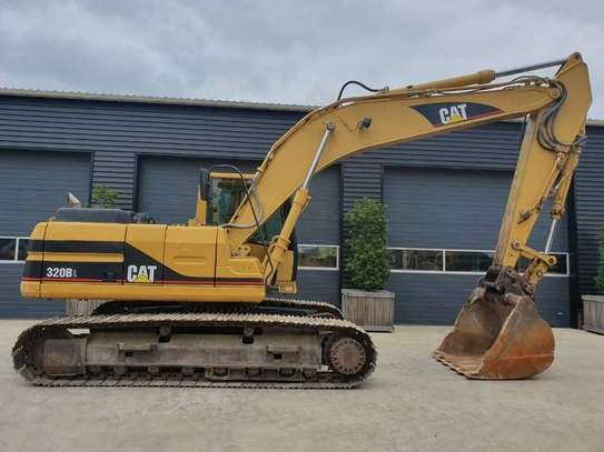 1999 Caterpillar 320BL EXCAVATOR TRACKED