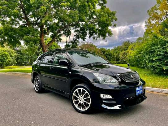 2007 Toyota Harrier image 11
